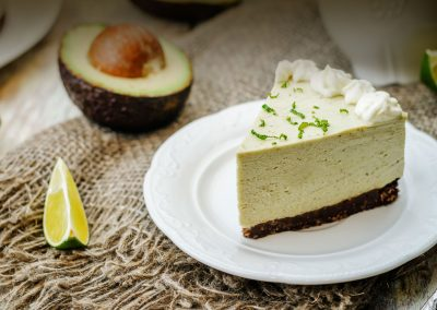 Avocado Cheesecake